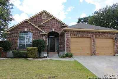 Helotes Single Family Home Price Change: 14823 Los Lunas Rd