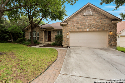 San Antonio Single Family Home Back on Market: 6415 Sienna Circle