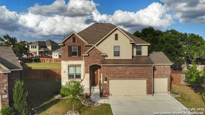 Boerne Single Family Home New: 7903 Ashfield Way