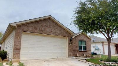 Schertz Single Family Home New: 617 Cotton Patch