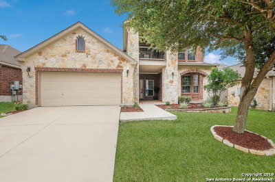 Cibolo Single Family Home New: 301 Canterbury Hill