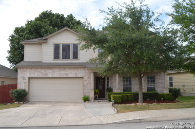 Helotes Single Family Home For Sale: 10515 Tulip Canyon