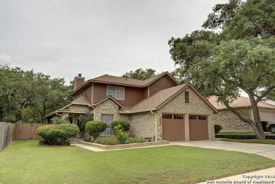San Antonio Single Family Home New: 8806 Silent Oaks