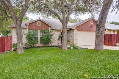 San Antonio Single Family Home New: 8658 Silver Quail