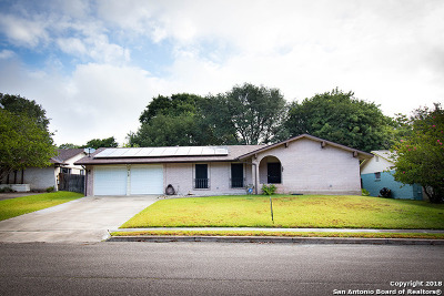 Universal City Single Family Home New: 419 De Soto Dr