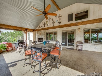 Boerne Single Family Home For Sale: 303 River Mountain Dr