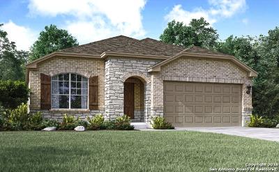 San Antonio Single Family Home New: 25757 Velvet Creet