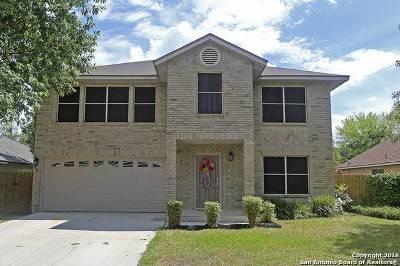 San Antonio Single Family Home New: 6542 Maverick Oak Dr