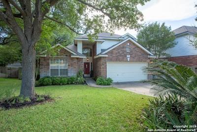 San Antonio Single Family Home New: 16607 Stallion Cross