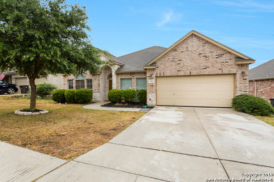 San Antonio Single Family Home New: 3326 Gazelle Range