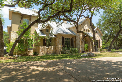 New Braunfels Single Family Home For Sale: 26730 Rockwall Pkwy