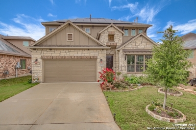 San Antonio Single Family Home New: 28558 Willis Ranch
