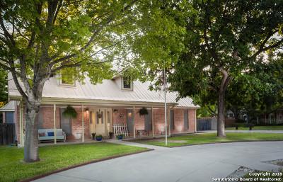 New Braunfels Single Family Home New: 123 Greta St