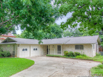 San Antonio Single Family Home New: 2223 Peach Blossom St