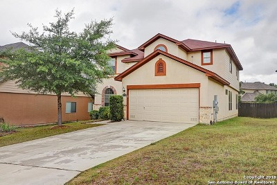 Boerne Single Family Home New: 8711 Gelvani Grove