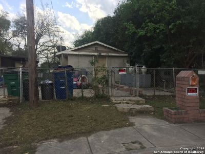San Antonio Single Family Home New: 424 Hazel St