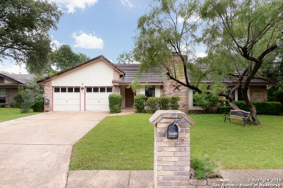 San Antonio Single Family Home New: 14010 Fairoak Crossing