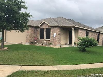 Selma Single Family Home New: 16210 Kentucky Ridge