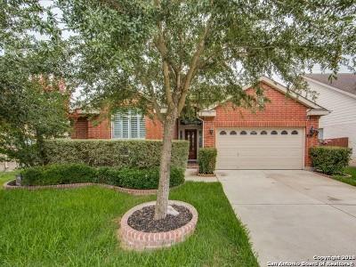 Schertz Single Family Home New: 2612 Cloverbrook Ln