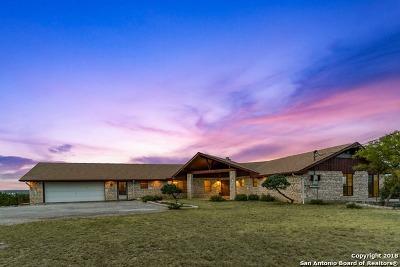 Kerrville Single Family Home Active Option: 115 Alto Vista Dr