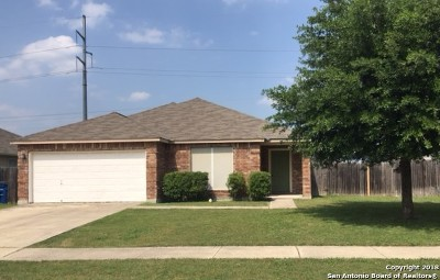 New Braunfels Single Family Home Back on Market: 2607 White Wing Way