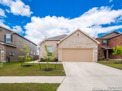 New Braunfels Single Family Home New: 3958 Legend Pond