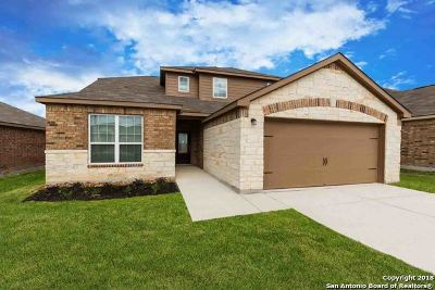 New Braunfels Single Family Home New: 6341 Hibiscus