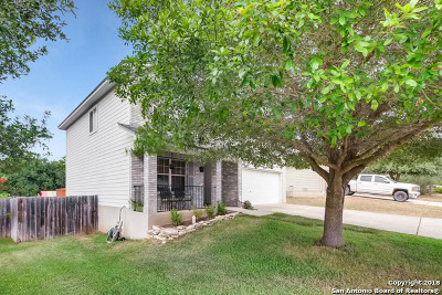 San Antonio Single Family Home New: 9034 John Barrett Dr