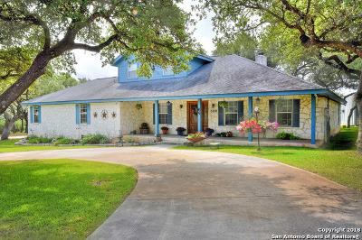 New Braunfels Single Family Home New: 580 Lone Oak Rd