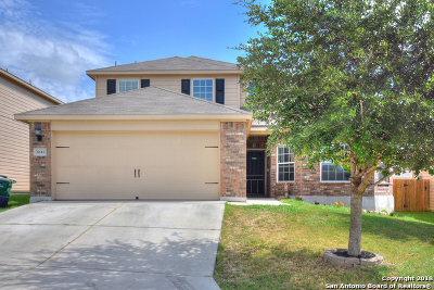 Single Family Home New: 6111 Blind Meadows
