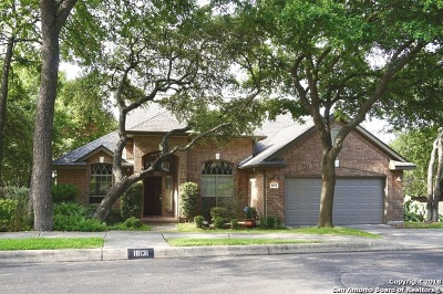 San Antonio Single Family Home New: 18131 Brookwood Forest