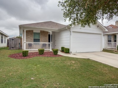 Single Family Home New: 8907 Gallop Chase