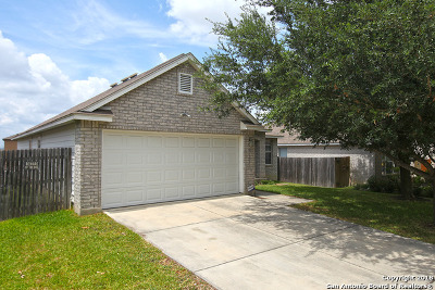 Single Family Home New: 11223 Grapevine Hill