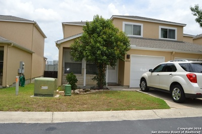 San Antonio TX Condo/Townhouse For Sale: $145,000