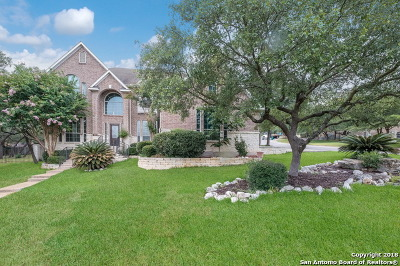 Heights At Stone Oak Single Family Home For Sale: 25707 Evanston Ct