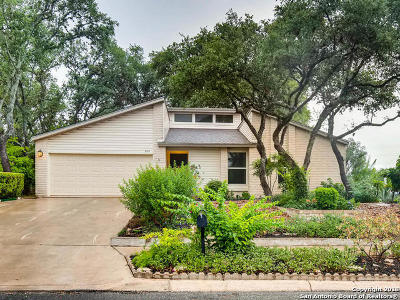 San Antonio Single Family Home New: 9103 Heathcliff