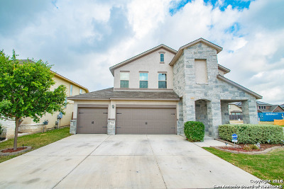 San Antonio Single Family Home New: 7935 Genesse Creek