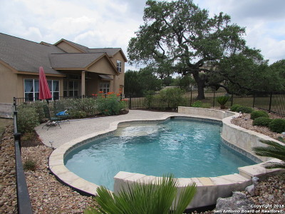 Single Family Home For Sale: 7719 Canham Ranch