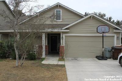 San Antonio Single Family Home New: 10614 Axis Xing