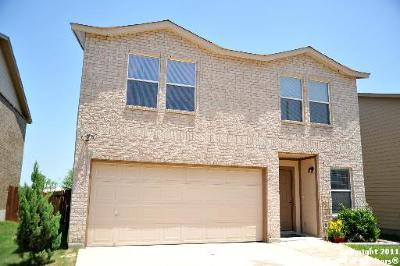 San Antonio Single Family Home New: 10003 Amber Breeze