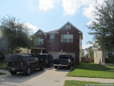 Cibolo Single Family Home New: 177 Glen Eagles Dr