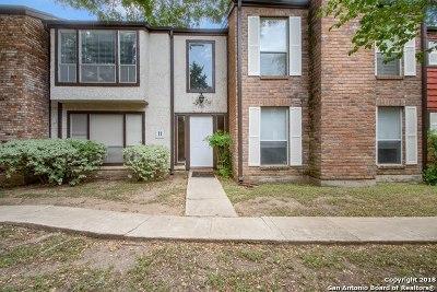San Antonio Condo/Townhouse New: 3803 Barrington St #11-C