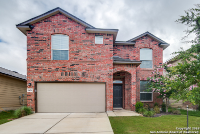 San Antonio Single Family Home New: 10429 Stampede Stead