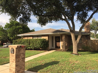 San Antonio Single Family Home New: 13322 Dubuque St