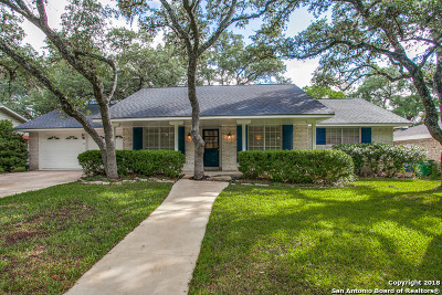 San Antonio Single Family Home New: 711 Firefly Dr