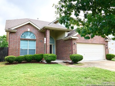 San Antonio Single Family Home New: 8343 Piney Wood Run