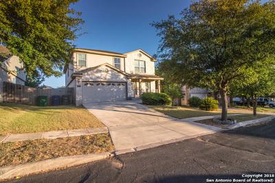 San Antonio Single Family Home New: 218 Ring Of Roses