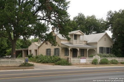 Boerne TX Single Family Home New: $1,500,000