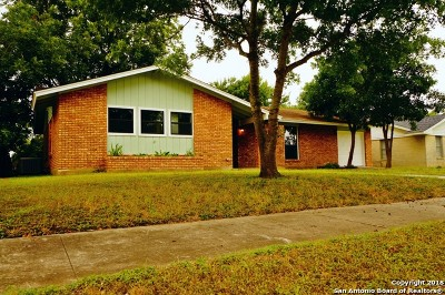 San Antonio Single Family Home New: 4906 Seabreeze Dr
