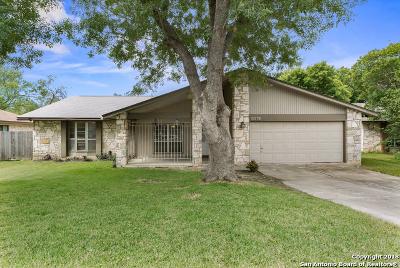 San Antonio Single Family Home New: 8519 Leyland